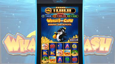 Whales of Cash Slot Machine